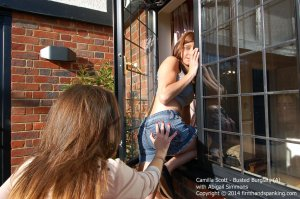 Firm Hand Spanking - Busted Burglars - A - image 12