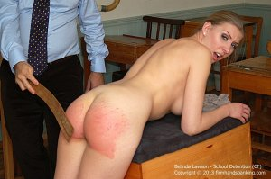 Firm Hand Spanking - School Detention - Cf - image 4