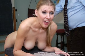 Firm Hand Spanking - School Detention - Cf - image 8