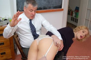 Firm Hand Spanking - Politics Of Discipline - A - image 2