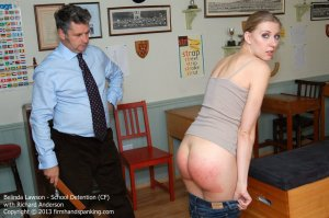 Firm Hand Spanking - School Detention - Cf - image 5