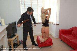 Firm Hand Spanking - Military Blogger - B - image 14