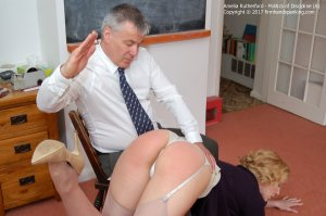 Firm Hand Spanking - Politics Of Discipline - A - image 4