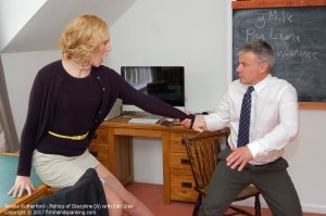 Firm Hand Spanking - Politics Of Discipline - A - image 10