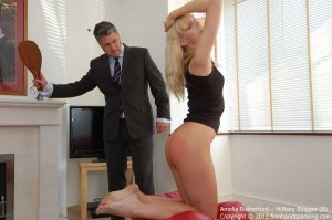 Firm Hand Spanking - Military Blogger - B - image 12