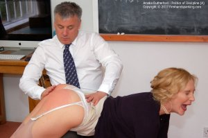 Firm Hand Spanking - Politics Of Discipline - A - image 6