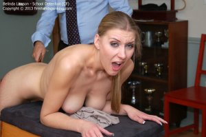 Firm Hand Spanking - School Detention - Cf - image 9