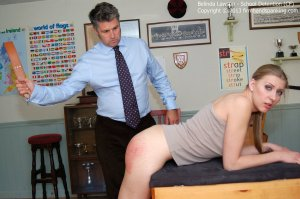 Firm Hand Spanking - School Detention - Cf - image 16
