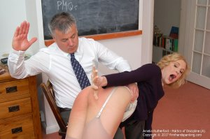 Firm Hand Spanking - Politics Of Discipline - A - image 16