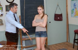 Firm Hand Spanking - School Detention - Cf - image 7
