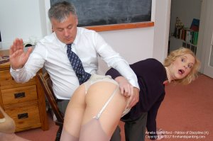 Firm Hand Spanking - Politics Of Discipline - A - image 9
