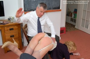 Firm Hand Spanking - Politics Of Discipline - A - image 12