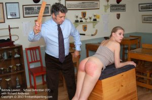 Firm Hand Spanking - School Detention - Cf - image 15