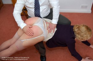 Firm Hand Spanking - Politics Of Discipline - A - image 15