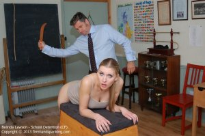 Firm Hand Spanking - School Detention - Cf - image 18