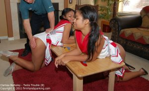 Firm Hand Spanking - Twins Trouble - B - image 18