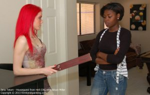 Firm Hand Spanking - Houseguest From Hell - Db - image 2