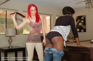 Firm Hand Spanking - Houseguest From Hell - Db - image 3