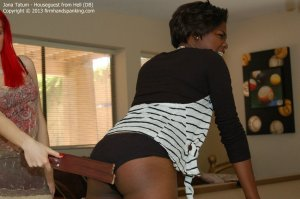Firm Hand Spanking - Houseguest From Hell - Db - image 5