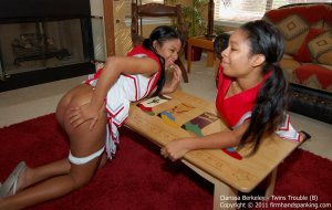 Firm Hand Spanking - Twins Trouble - B - image 17