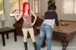 Firm Hand Spanking - Houseguest From Hell - Db - image 10