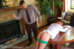 Firm Hand Spanking - Naval Cadet - H - image 8