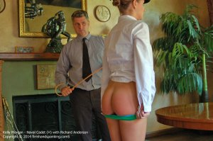 Firm Hand Spanking - Naval Cadet - H - image 14