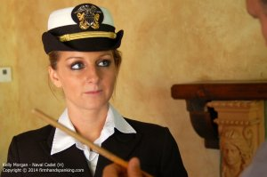 Firm Hand Spanking - Naval Cadet - H - image 12