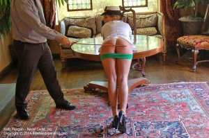 Firm Hand Spanking - Naval Cadet - H - image 17