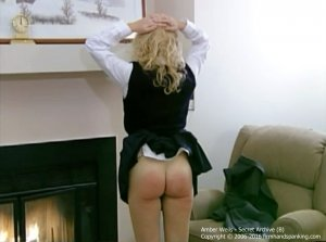 Firm Hand Spanking - Secret Archive - B - image 4