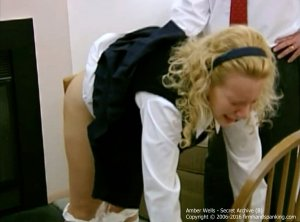Firm Hand Spanking - Secret Archive - B - image 10