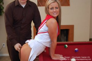 Firm Hand Spanking - Cheerleader Captain - D - image 1