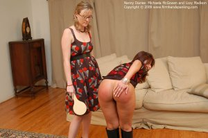 Firm Hand Spanking - Nanny Diaries - I - image 2
