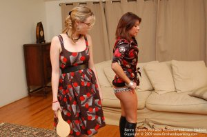 Firm Hand Spanking - Nanny Diaries - I - image 6