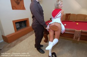 Firm Hand Spanking - Cheerleader Captain - D - image 8