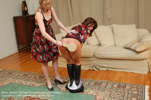Firm Hand Spanking - Nanny Diaries - I - image 13