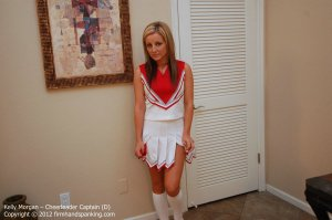 Firm Hand Spanking - Cheerleader Captain - D - image 14