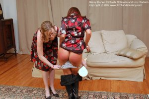 Firm Hand Spanking - Nanny Diaries - I - image 9