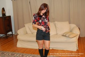 Firm Hand Spanking - Nanny Diaries - I - image 7