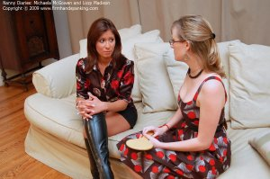 Firm Hand Spanking - Nanny Diaries - I - image 14