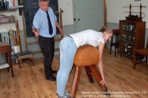 Firm Hand Spanking - Military Discipline - Df - image 1