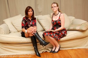 Firm Hand Spanking - Nanny Diaries - I - image 16