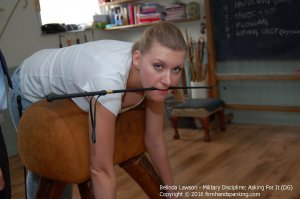 Firm Hand Spanking - Military Discipline - Df - image 11