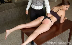 Firm Hand Spanking - Private School - Ch - image 4