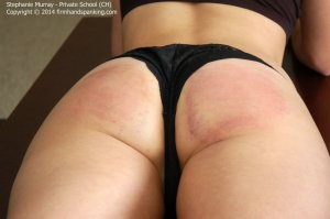 Firm Hand Spanking - Private School - Ch - image 9