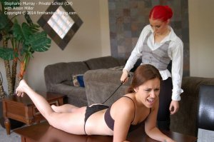 Firm Hand Spanking - Private School - Ch - image 17