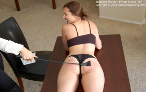 Firm Hand Spanking - Private School - Ch - image 6