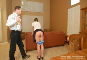 Firm Hand Spanking - The Interventionist - I - image 11