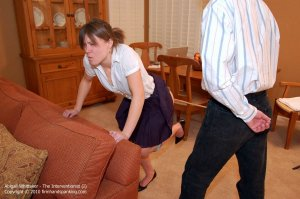 Firm Hand Spanking - The Interventionist - I - image 2