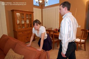 Firm Hand Spanking - The Interventionist - I - image 9